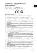 Sony SVS1511R9E - SVS1511R9E Documents de garantie Finlandais - Page 5