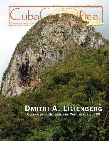 Cuba Geografica Edicion Especial