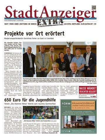 Stadtanzeiger Extra kw 29