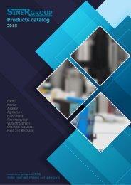 Filter housings catalogue