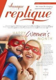Replique - Campaign 2 - August 2018