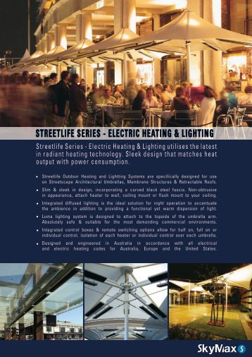 Skymax Electrotech Radiant Heaters