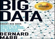 Best [EBOOK] Big Data: Using Smart Big Data, Analytics and Metrics to Make Better Decisions and Improve Performance Best Sellers Rank : #1 full access#D#