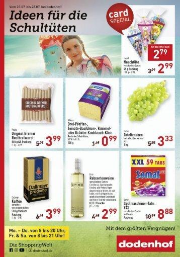 Angebote GenießerWelt_KW30_Dodenhof