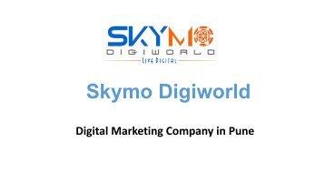 Digital Marketing Company in Pune|Digital Marketing ervices in Pune|Skymo Digiworld