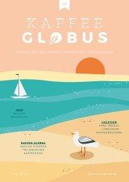 Kaffee Globus - Ausgabe 6