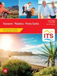 Kanaren/ Madeira/ Porto Santo Winter 2018/19 ITS