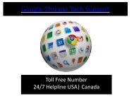 Google Chrome Customer Support Phone Number | Helpline