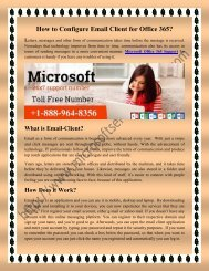 Easy & Quick Answers for Microsoft Office 365 Problems