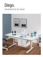 DIEGO Schreibtisch und SINO Stuhl (d) – PAIDI Kinderwelten - Seite 6