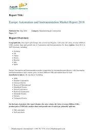 europe-automation-and-instrumentation-market-report-2018-24marketreports
