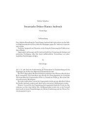 Artikel Herbert Schachter - Hannes Androsch