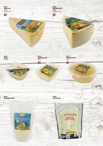 Region Bern Molkerei Amstutz Produkte DE