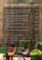 Menükarte Gaststätte Bären - Seite 3