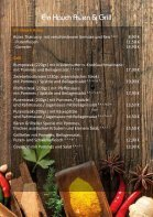 Menükarte Gaststätte Bären - Seite 4