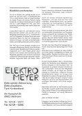 """Erst """"Samba in Mettmann"""" jetzt auch noch """"Christo im THC"""" - Seite 6"""