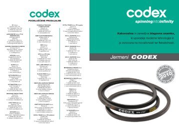 Jermeni CODEX - Codex doo