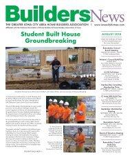 Builders News August 2018