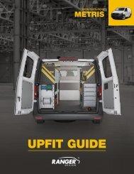 Metris Upfit Guide (2021)