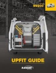 Nissan NV200 Upfit Guide (New)