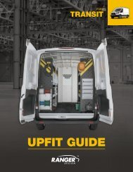 Ford Transit Upfit Guide (New)