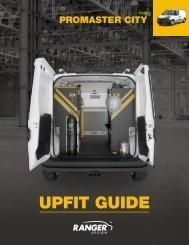 RAM ProMaster City Upfit Guide (New)