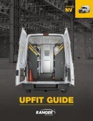 Nissan NV Upfit Guide (2021)