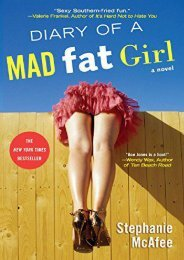 Download PDF Diary of a Mad Fat Girl (Mad Fat Girl Novel) Full