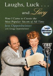 [PDF] Download Laughs, Luck.and Lucy: How I Came to Create the Most Popular Sitcom of All Time (includes CD) (Television and Popular Culture) Online