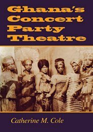 Download PDF Ghana s Concert Party Theatre Full