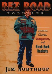 Download PDF Rez Road Follies: Canoes, Casinos, Computers, and Birch Bark Baskets (Mysteries   Horror) Online