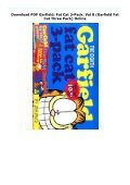 Download PDF Garfield: Fat Cat 3-Pack: Vol 8 (Garfield Fat Cat Three Pack) Online - Page 2