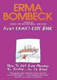 Download PDF Aunt Erma s Cope Book Full