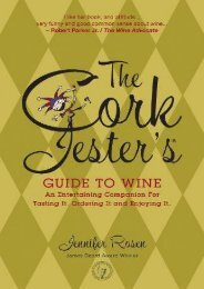 Download PDF The Cork Jester s Guide to Wine: An Entertaining Companion for Tasting It, Ordering It and Enjoying It Full