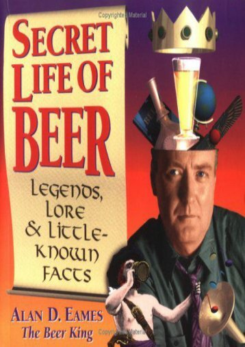 Download PDF Beer Legends, Lore and Little-known Facts Online