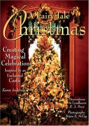 Download PDF A Fairy-Tale Christmas: Creating Magical Celebrations Inspired by an Enchanted Castle Online