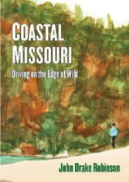 [PDF] Download Coastal Missouri: Driving on the Edge of Wild Full