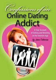 Download PDF Confessions of An Online Dating Addict: A True Account of Dating and Relating in the Internet Age Full