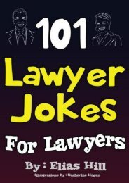 Download PDF 101 Lawyer Jokes For Lawyers Online