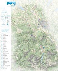 Die Region - Berchtesgadener Land