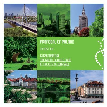 ProPosal of Poland - Green Climate Fund