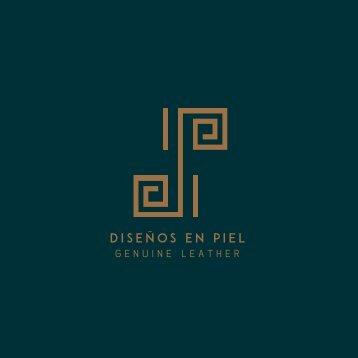 Manual de Identidad Corporativa - Diseños en Piel (Official BrandBook)