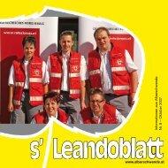 Informationen aus Alberschwende Nr. 8 – Oktober 2007 www ...