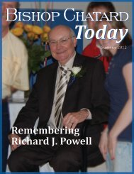 Today Remembering Richard J. Powell - Bishop Chatard High School