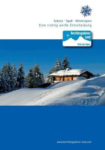 Bad Reichenhall/ Bayerisch Gmain - Tomas