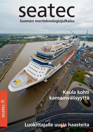 meriteollisu u syhdistyk sen jä senet - PubliCo Oy