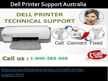 How  To Get Solution Driver Installation Issue  1-800-383-368 Dell Printer Support Australia