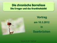Vortrag auf dem Saarbrücker Symposium 10.3.2012 - Dr. med. Petra ...