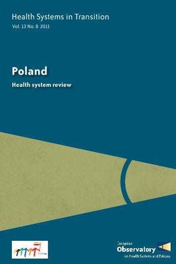 Health Systems in Transition, Poland - World Health Organization ...
