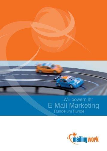 mailingwork Katalog - ONEtoONE